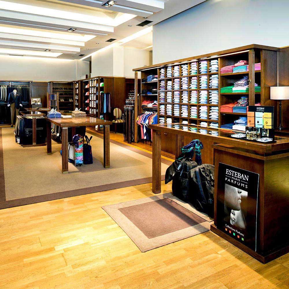 La tienda Esteban Orense
