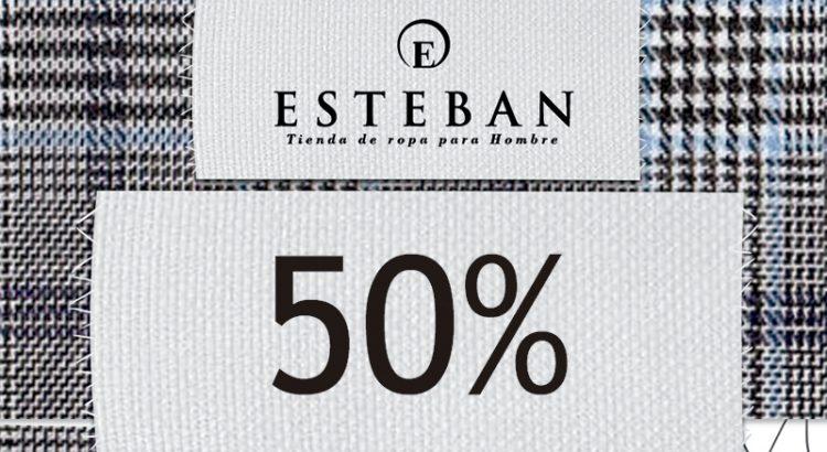 Esteban Orense rebajas 50%
