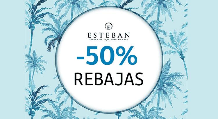 Rebajas de Verano 2017 Esteban Orense
