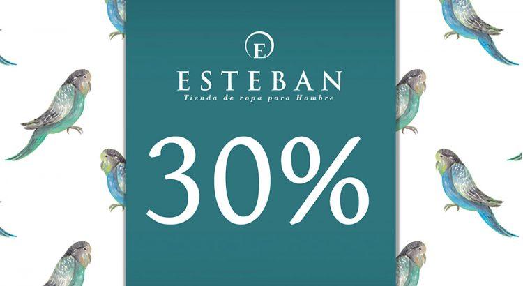 REBAJAS PARA CLIENTES 30%