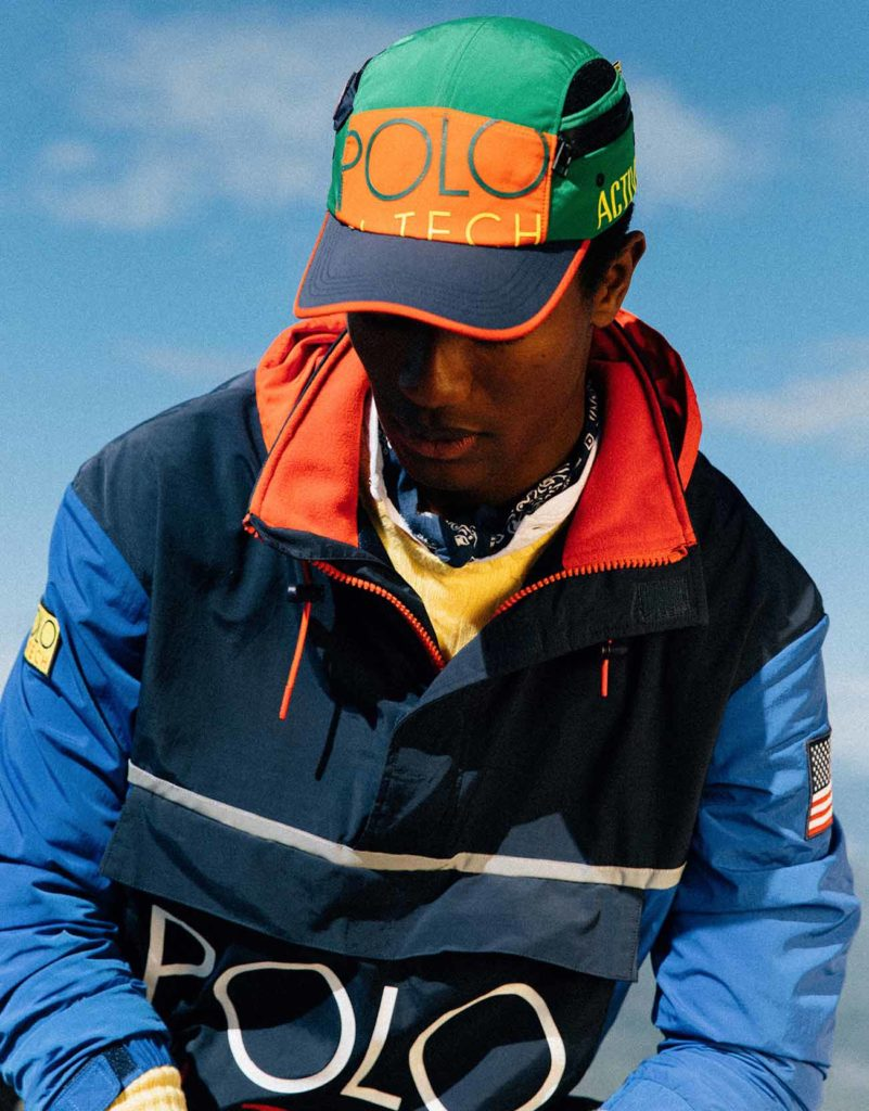 POLO HI TECH FW18