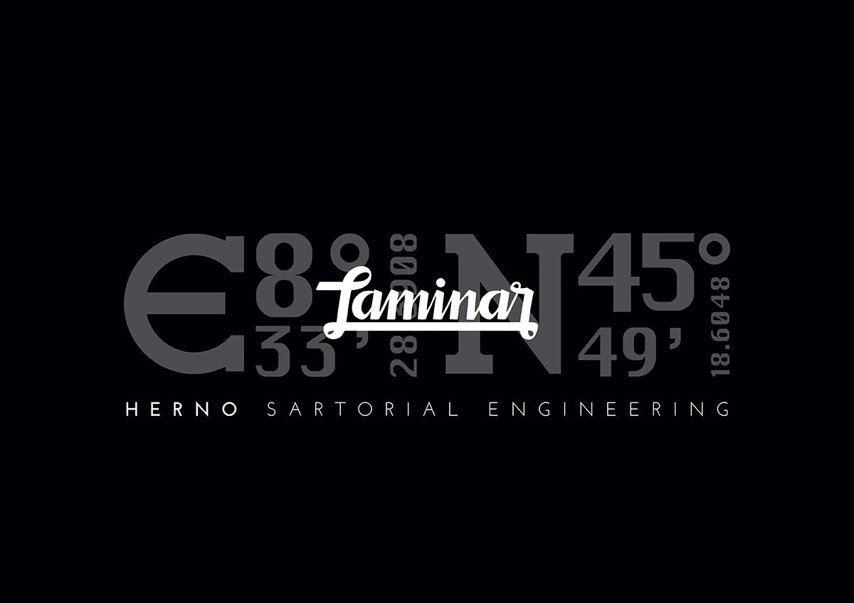 """HERNO LAMINAR """"SARTORIAL ENGINEERING"""" FW19"""