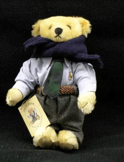 HISTORIA DE POLO BEAR, EL OSO DE PELUCHE MEJOR VESTIDO DEL MUNDO