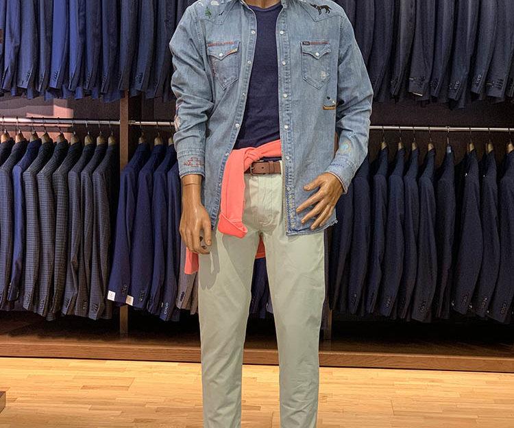 1 Polo Ralph Lauren